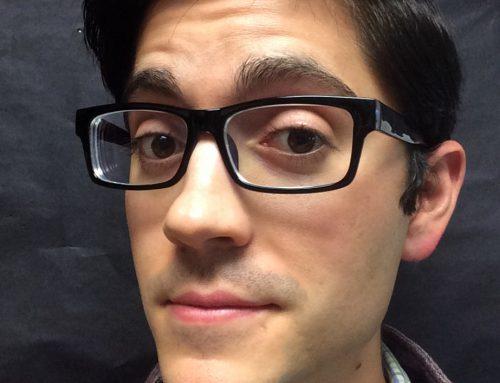 Faculty Spotlight:  Dominick D'Imperio, voice faculty and ensemble coach