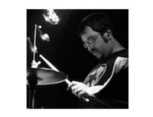 Rob Lipari will be the featured Drums instructor at OPME 2018