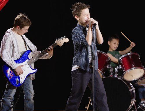 Oneonta's own Pop/Rock Music Camp is 8 weeks away